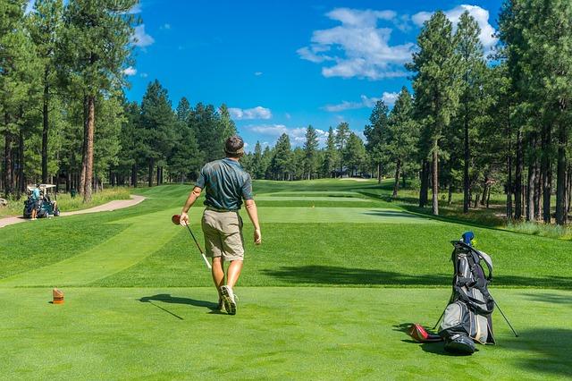 ゴルフを始める