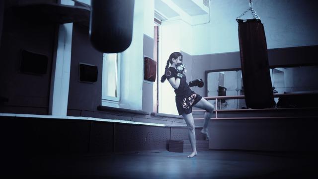キックボクシングなど格闘技
