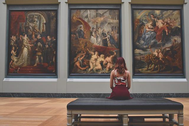 美術館や博物館