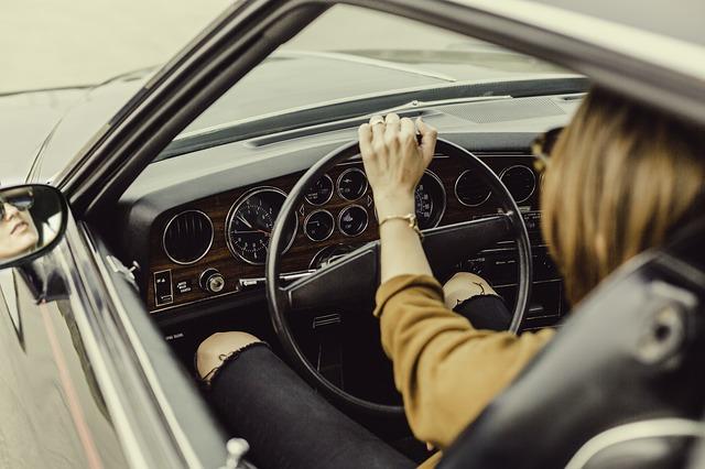 自動車運転