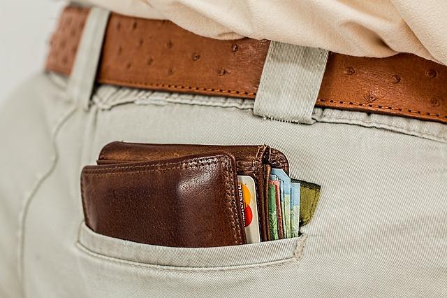財布、お小遣い