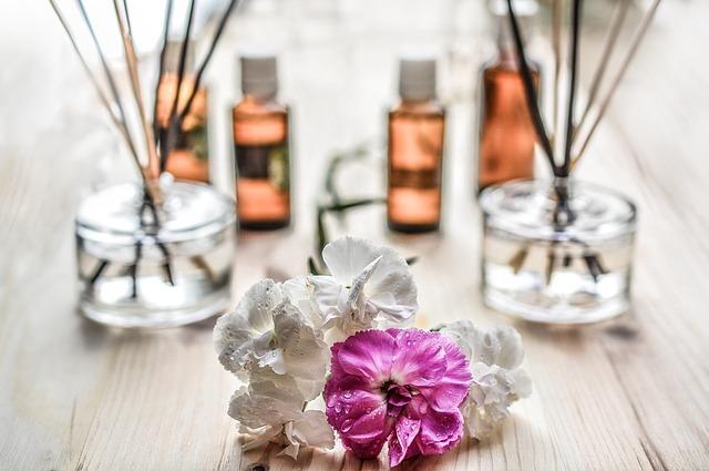 アロマ、アトマイザー、匂いや香り