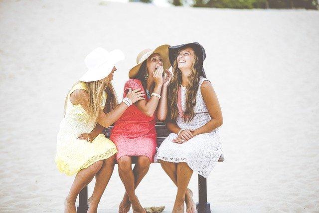 30代の女性グループ