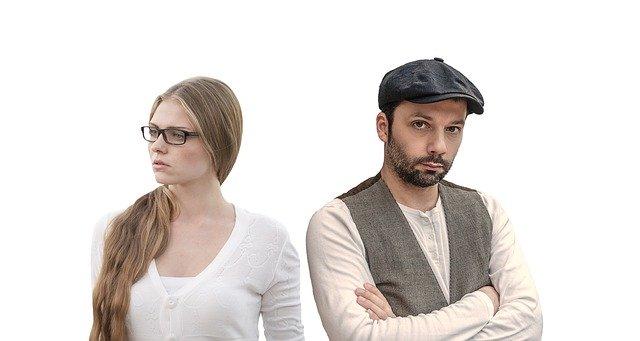 喧嘩すると彼氏や夫がいつもだんまり!黙り込む男性の攻略法とは?